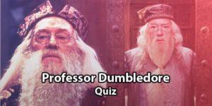 Dumbledore Quiz That Will Challenge Even The Biggest Fan