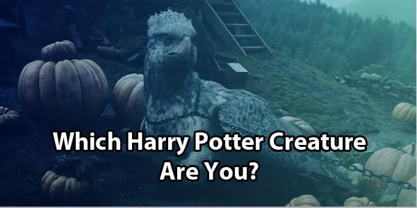 Which Harry Potter Animal Are You?